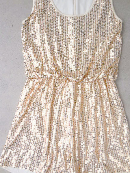 Sparkling Hills Party Romper
