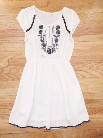 Boho Beach Drifter Dress