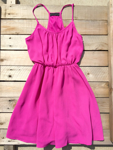 Summer Pierce Dress in Orchid