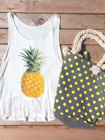 The Summer Tank & Tote Set