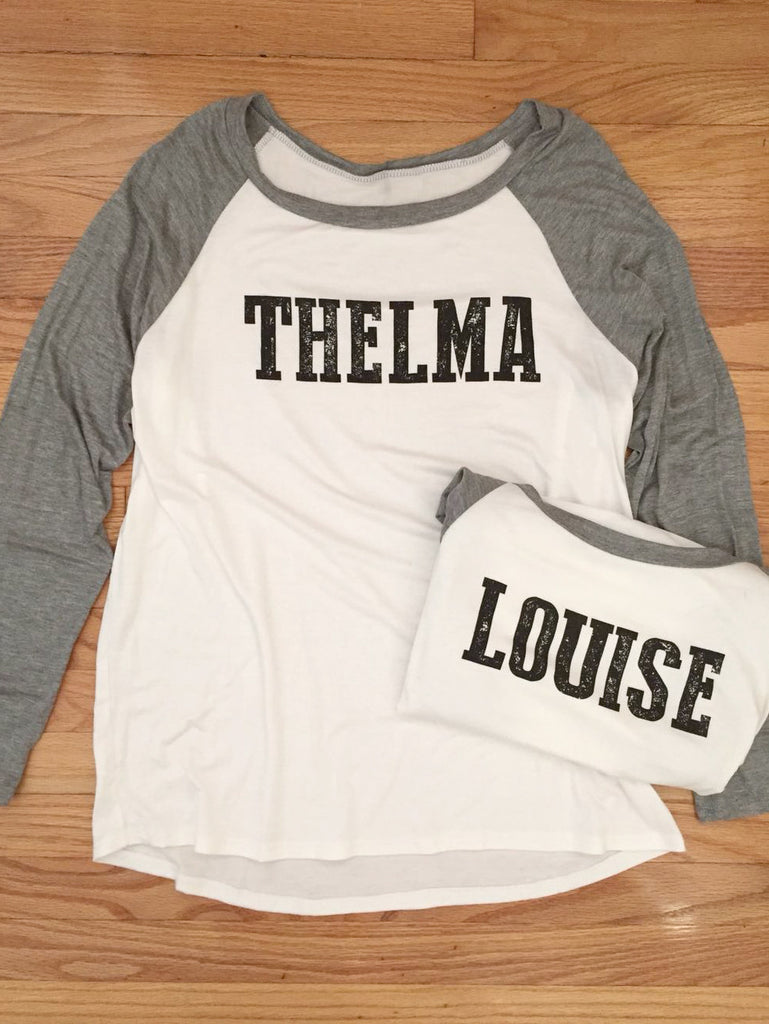 Thelma and Louise Long sleeve shirt