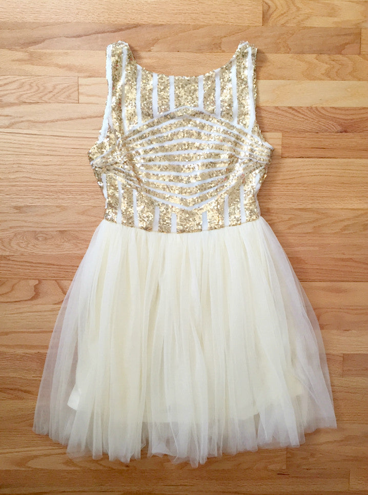 Time Square Party Dress