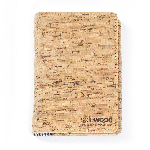 Cork Slim-Fold Wallet, Passport Holder, and iPhone 5/5s case