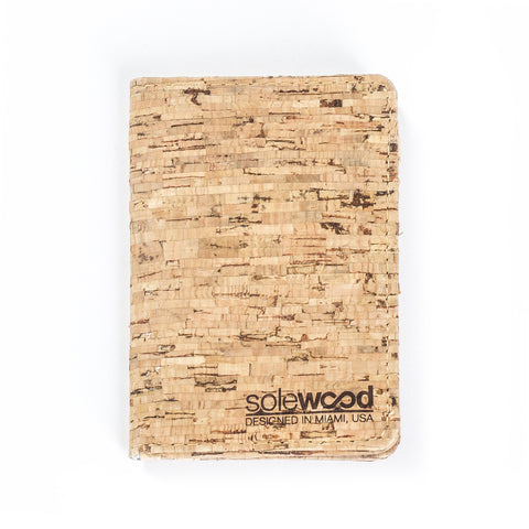 Cork Slim-Card Wallet