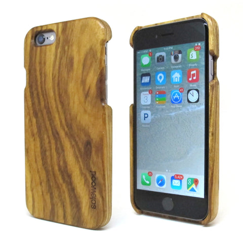 iPhone 6 Zebra Wood Case