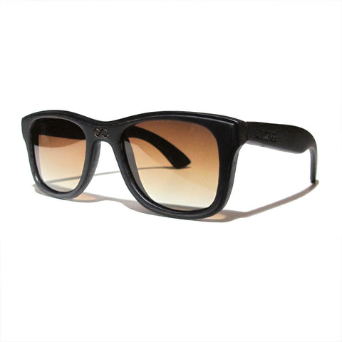 Lenox Ebony Wood Polarized Frames