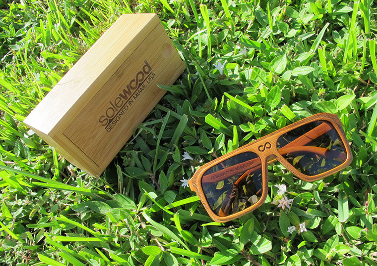 POLARIZED WOOD FRAMES