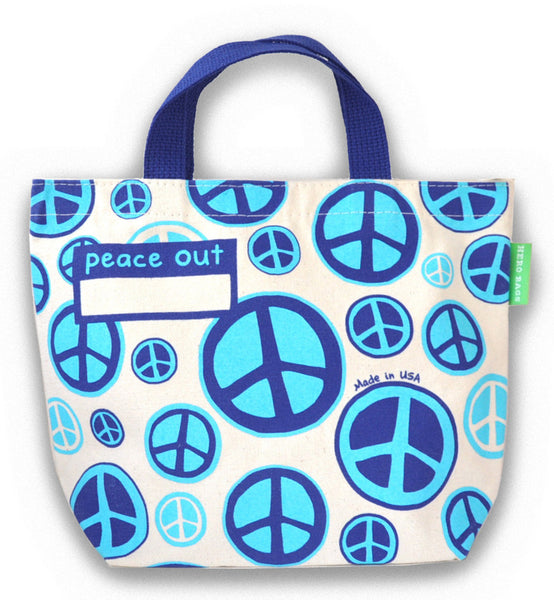 Peace Lunch Bag