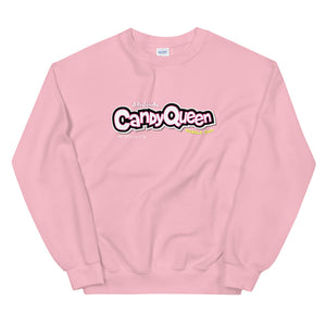 Candy Queen Bubble Gum Women's Sweatshirt