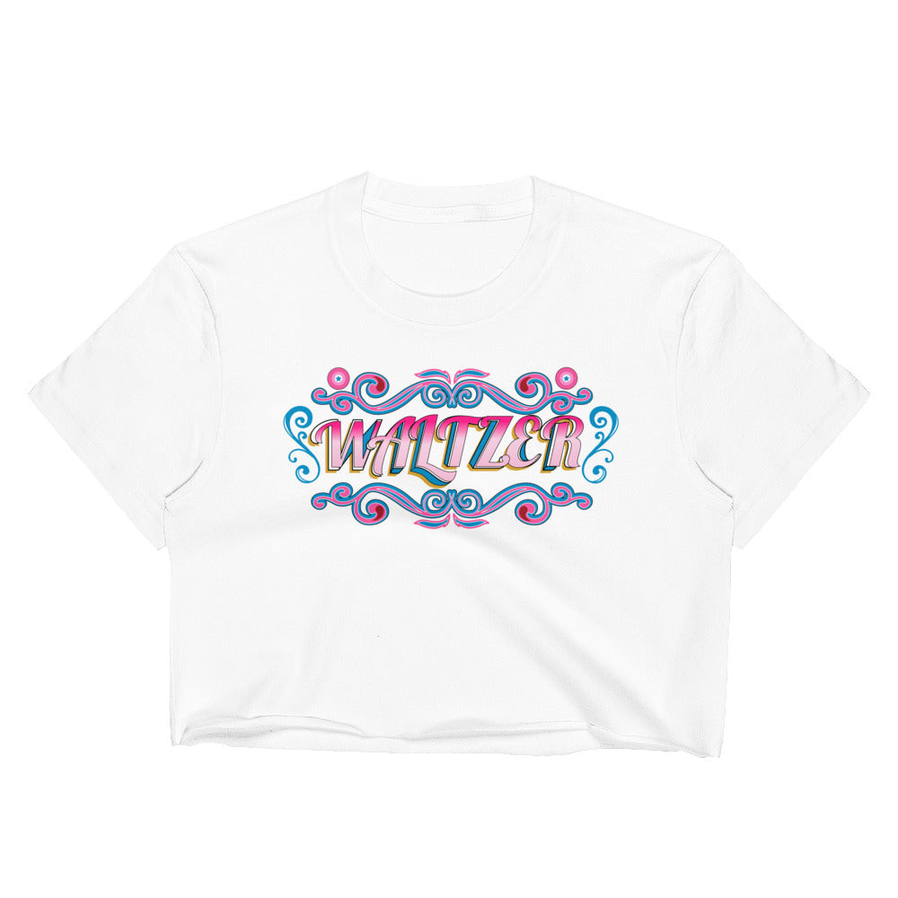 Waltzer Women's Crop Top