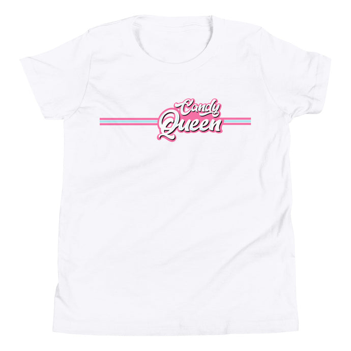 Candy Queen Retro Youth Short Sleeve T-Shirt