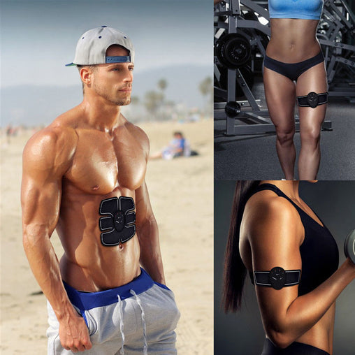 Wireless Abdominal Stimulator Muscle Training