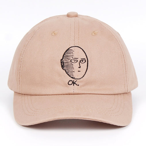 ONE PUNCH-MAN Dad Hat 100% Cotton baseball cap