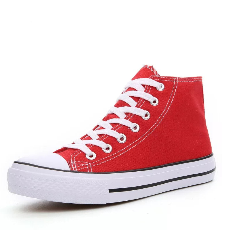 High Quality Classic Women Canvas Shoes