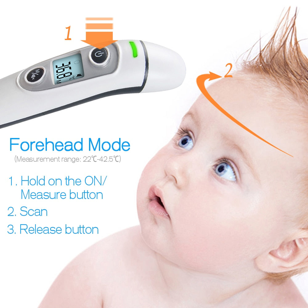 Baby Digital Infrared Thermometer