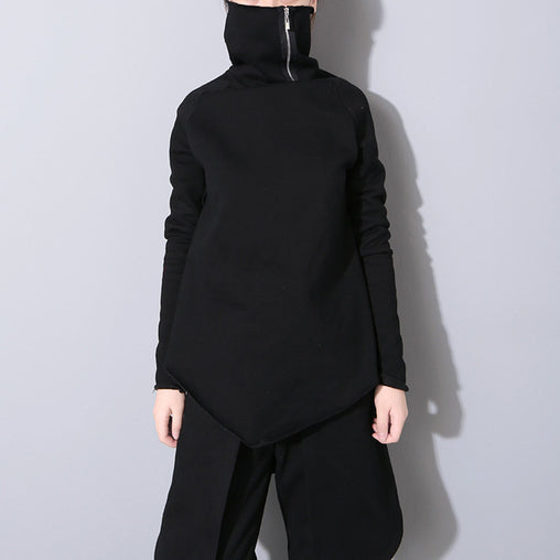 Pullover Turtleneck Collar Full Sleeve