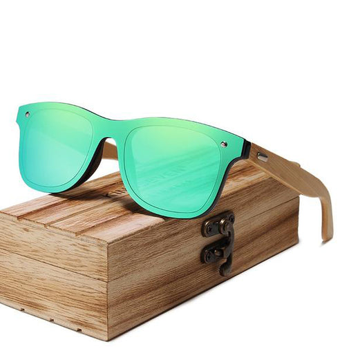 Wooden Bamboo Polarized