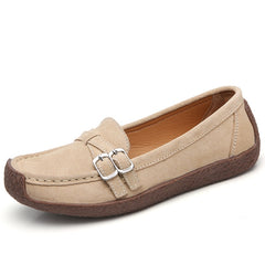 Genuine Leather  Moccasins Shoes