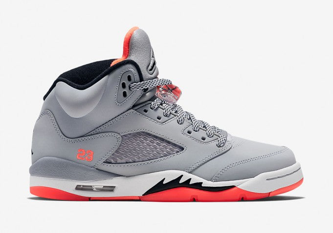 "Air Jordan 5 GS ""Hot Lava"""