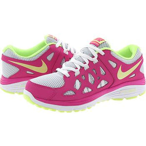 Nike Dual Fusion Run 2 (Pink) Youth