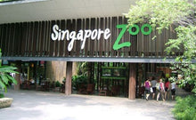 Load image into Gallery viewer, Singapore Zoo Ticket