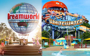 International Guests - Dreamworld and WhiteWater World Ticket (2 Parks)