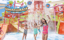 Load image into Gallery viewer, International Guests - Dreamworld and WhiteWater World Ticket (2 Parks)