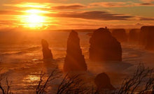 Load image into Gallery viewer,  Cheap Discounted Great Ocean Road Sunset Tour Deals - Melbourne
