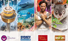 Load image into Gallery viewer, Cheap Discounted Sydney Attractions Combo Ticket (Bar Code Direct Entry)