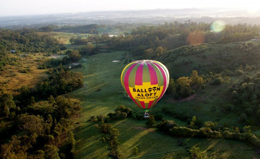 Camden Valley Sunrise Balloon Flight