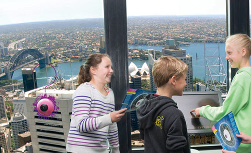Cheap Sydney Tower Eye Entry Ticket
