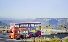 Load image into Gallery viewer, Cheap Sydney Blue Mountains One day skyways, railways and cableways, hop on hop off bus