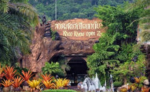 Load image into Gallery viewer, Khao Kheow Open Zoo Ticket