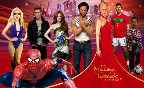 Madame Tussauds Bangkok Ticket