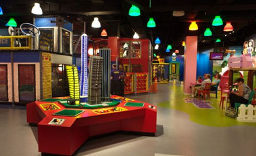 Cheap Melbourne Legoland Discovery Centre Entry - E-Ticket