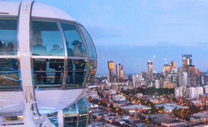 Melbourne Star Observation Wheel Ticket (E-Ticket Direct Entry)