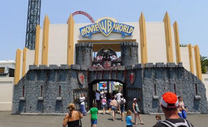 Movie World and Paradise Country (2 attractions)