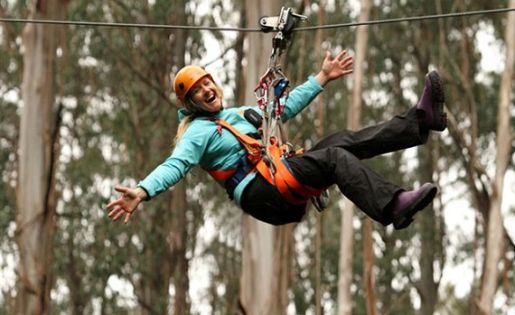 Cheap Discounted Otway Fly Zipline Tour - Melbourne