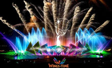 Load image into Gallery viewer, wings of time ticket discount package