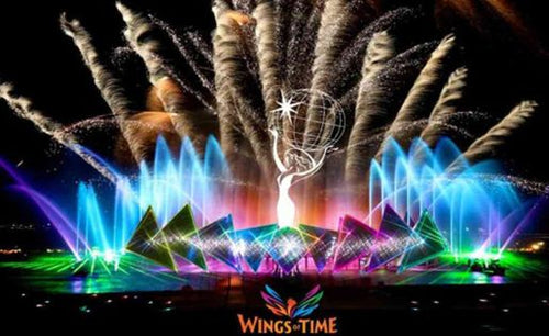 wings of time ticket discount package