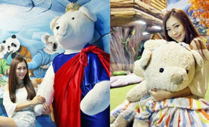Teddy Bear Museum Pattaya Ticket Discount