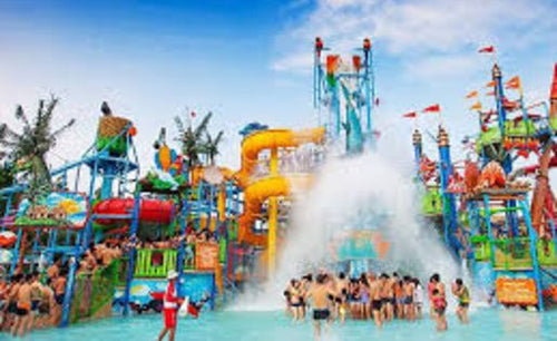 Vana Nava Waterpark Ticket