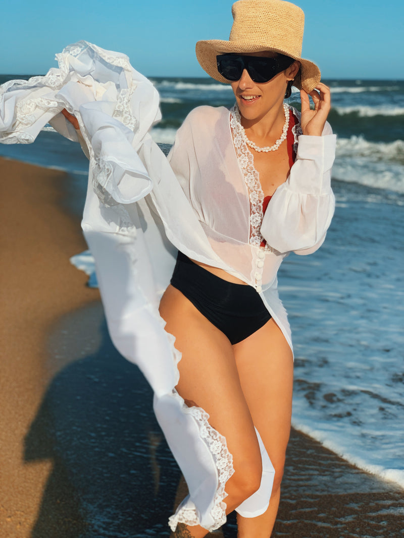 LOOK DE PLAYA, LA CARACOLA