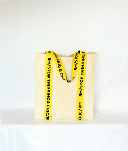 TOTE BAG MULTIUSO AMARILLO