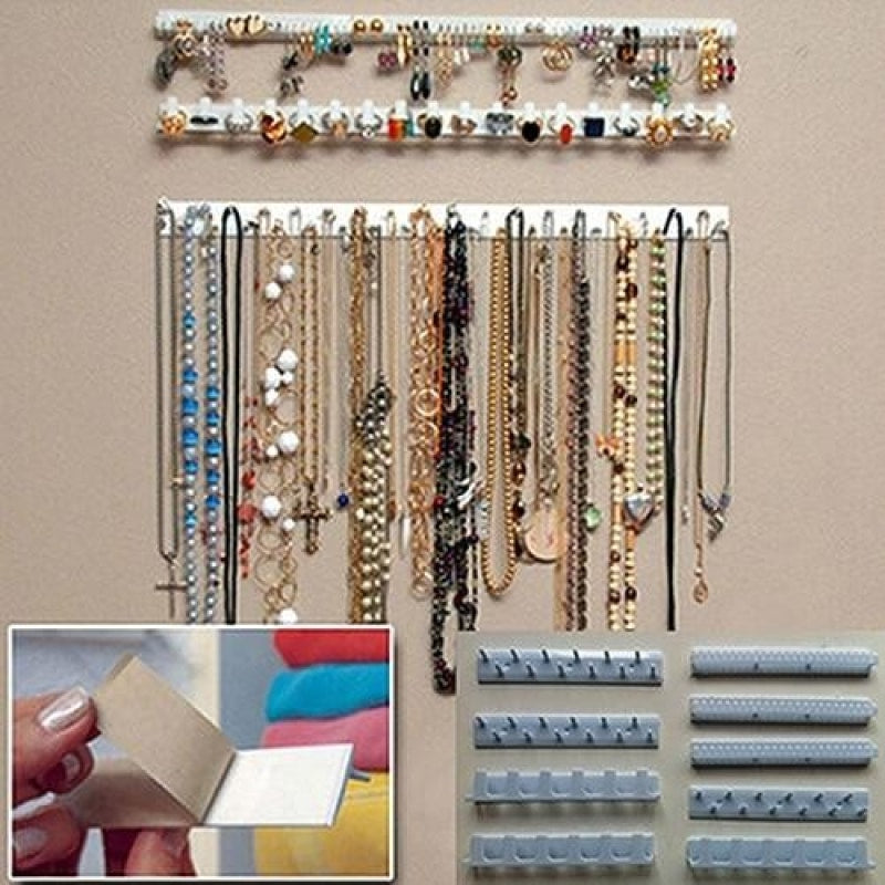 Wall Mount Jewelry Display (9 pieces)
