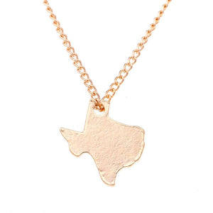 Love of Texas Necklace