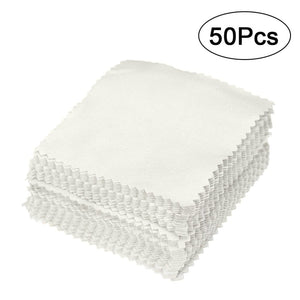 Silver Polishing Cloth (50 pieces)
