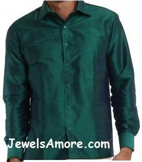Pure Silk Shirt