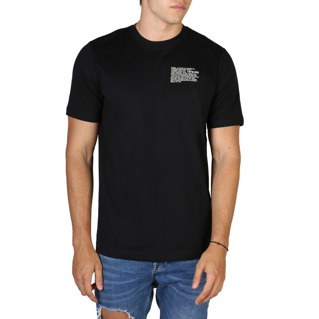 T-shirt Diesel - T-JUST-Y1_00SSPK
