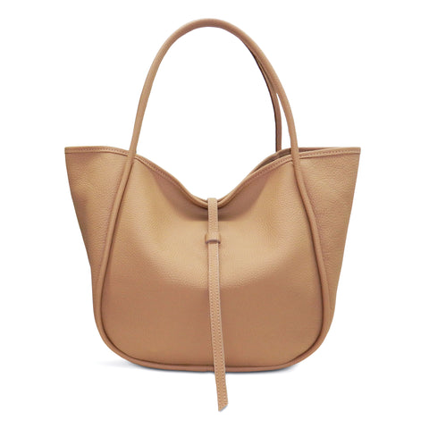 Ellis Hobo Tote in Gaucho Buffalo Cowhide